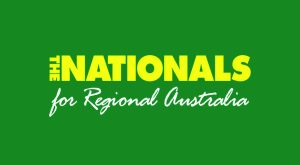 the Nationals for Regional Australia Party logo